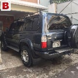 Photo Toyota Land Cruiser 97 model