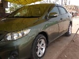 Photo Toyota Corolla GLi 1.3 VVTi 2012