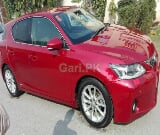 Photo Lexus CT200h Base Model 2011 for Sale in Lahore
