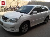 Photo Toyota Harrier - 3000cc