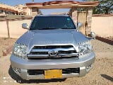 Photo Toyota Surf SSR-G 3.4 2002