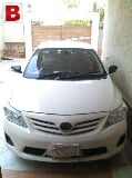 Photo Toyota corolla xli for sale