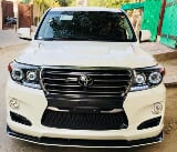 Photo Used toyota land cruiser zx 2013