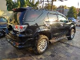 Photo Used TOYOTA Fortuner 2013