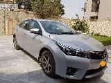 Photo Toyota Corolla GLi Automatic 1.3 VVTi 2016