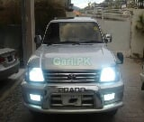 Photo Toyota Prado TZ 3.0D 2001 for Sale in Islamabad