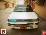 Photo Toyota corolla 1988/93 recondition white ac cng...