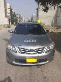 Photo Toyota Corolla GLI 2012 for Sale in Karachi