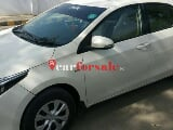 Photo Toyota Corolla XLi VVTi 2014