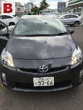 Photo Prius New 15000km LED white interior