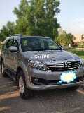 Photo Toyota Fortuner 2013 for Sale in Lahore