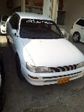 Photo Toyota indus 1500 cc japan 1994 white color for...