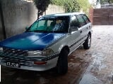 Photo Toyota corolla japan urgent sale at cheap price