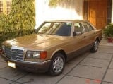 Photo Used 1985 Mercedes Benz S Class for Sale -...