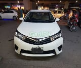 Photo Toyota Corolla XLi VVTi 2014 for Sale in Islamabad