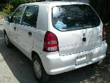 Photo Suzuki Alto VXR CNG 2009 (White)