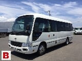 Photo Toyota Coaster 30 Seater F/L 2014 Get On Easy...