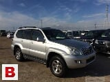 Photo Toyota Prado 2005 20% down payment per
