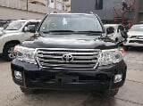 Photo Toyota Land Cruiser AX 2013