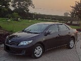 Photo Toyota Corolla GLi Automatic 1.6 VVTi 2013