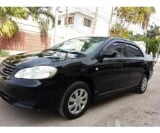 Photo Toyota Corolla SE saloon 1.6 automatic Model...