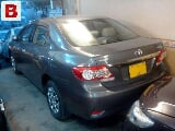 Photo Toyota Corolla GLi 2011