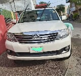 Photo Toyota Fortuner 2013 for Sale in Islamabad