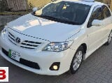 Photo Toyota Corolla Altis 1.6 SR manual 6 Speed...
