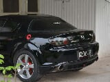 Photo Mazda RX 8 - 1.5L (1500 cc) Black