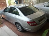 Photo Used Mercedes Benz C-200 Available In Karachi