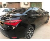 Photo Toyota Corolla Gli Automatic Model: Dec 2016...