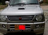Photo Mini pajero 660 cc