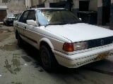 Photo Nissan sunny 1.3 white colour original model...