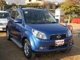Photo Daihatsu BEGO Jeep 2006 blue color for sale in...