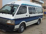 Photo Toyota Hiace bus