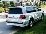 Photo Used TOYOTA Land Cruiser AXG 2008
