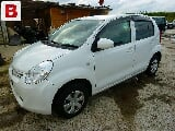 Photo Toyota passo 2011 white