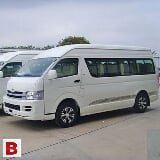 Photo Toyota Hiace Now u get on Easy Monthly...