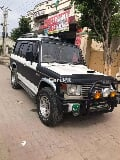 Photo Mitsubishi Pajero 1990 for Sale in Gujrat