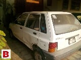 Photo Kia Pride in good condition 1996