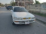 Photo Toyota Corolla SE Limited 1993