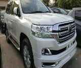 Photo Toyota Land Cruiser AX G Selection 2015 for...