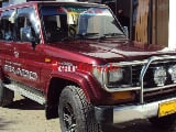 Photo Toyota Prado 1991
