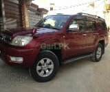 Photo Toyota Surf SSR-G 2.7 2003 for Sale in Karachi