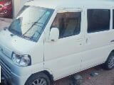 Photo Mitsubishi minicab (unreg)