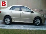 Photo Toyota Corolla Altis 1.8 2009 CNG