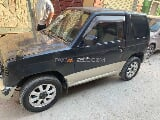 Photo Mitsubishi Pajero Mini Limited 1995