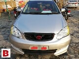 Photo Toyota Corolla SE Saloon Automatic 2004 Lhr No