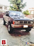 Photo Nissan Pick up Double cabin
