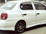 Photo Toyota platz fl 2000 package in silver colour...